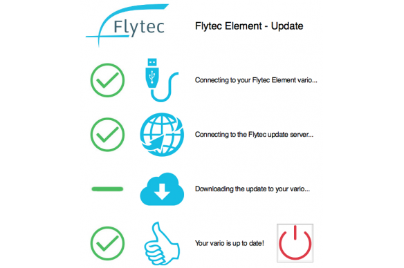 Flytec Elemnt Track