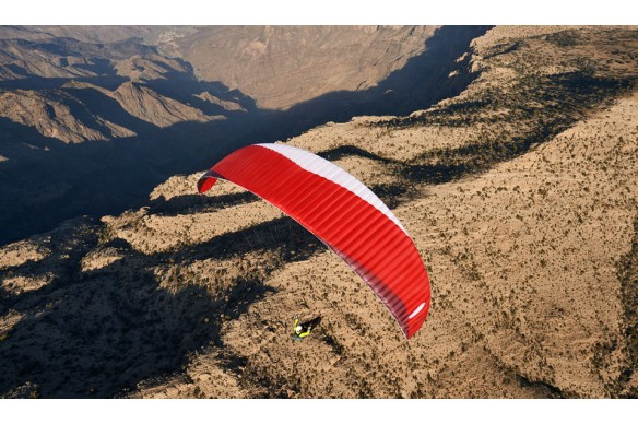 Parapente En B Advance