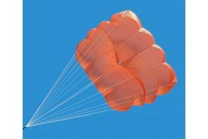 Paracaídas de parapente...