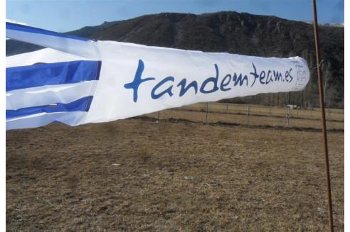 Manga de viento Tandemteam